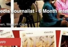 Media24 Multi-Media Journalist – 6 Month Internship 2022 for young South Africans