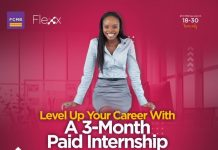 First City Monument Bank Paid Internship Program #FCMBFlexxtern 5.0 for young Nigerians